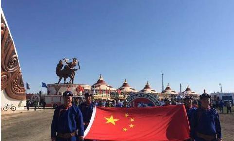 内蒙古自治区第二十九届旅游那达慕大会开幕