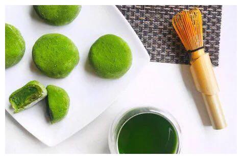绿,我只爱抹茶这一种~
