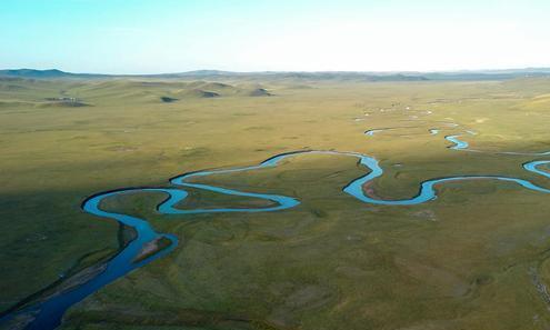"""呼伦贝尔最""""难""""的一条河 有一个诗情画意的名字 游客却常会错意"""