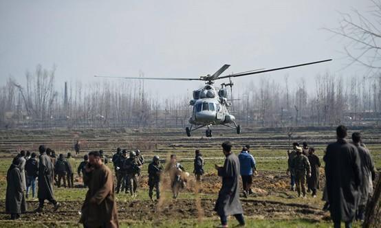 不摔飞机杀友军!印度又一次击落自己飞机,这几年就印度笑话多