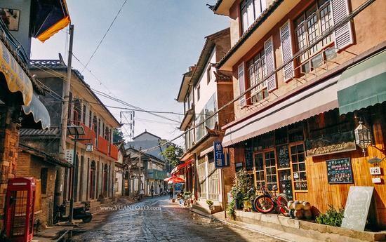 双廊古镇,一个隐藏在大理洱海边的梦幻古镇