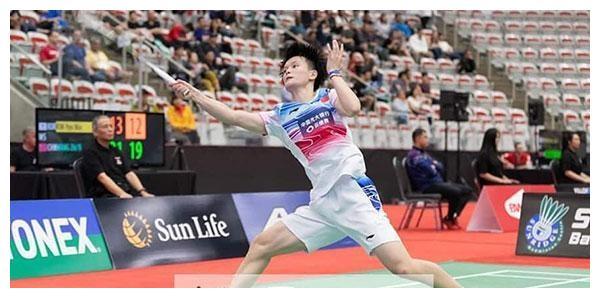 国羽1金2银收官!李诗沣夺成人赛首冠丨加拿大赛决赛