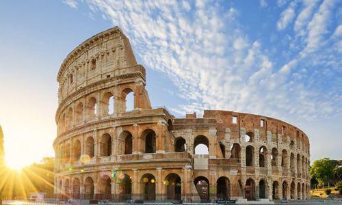 古罗马斗兽场,埋葬了多少血雨腥风,你见过它内部的样子吗