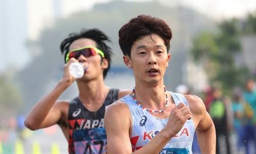 韩国第一枚田径世锦赛奖牌!8年查出3个兴奋剂,竞走名将喜获铜牌