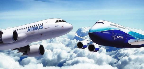 空客VS波音:两个竞争对手谁将赢得未来航空市场主导权