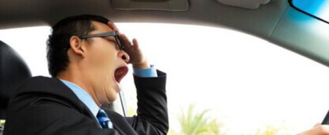 疲劳驾驶再见!全新技术可检测到司机瞌睡,并能切换至自动驾驶