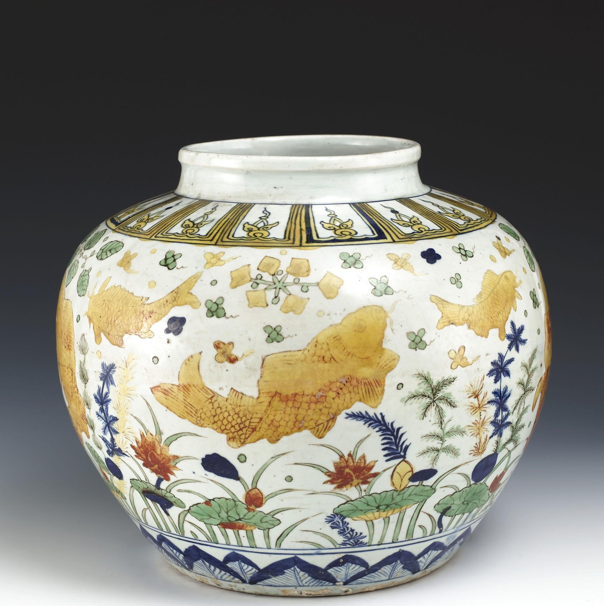 上海博物馆,典藏明正德到万历年间瓷器!堪称珍宝!