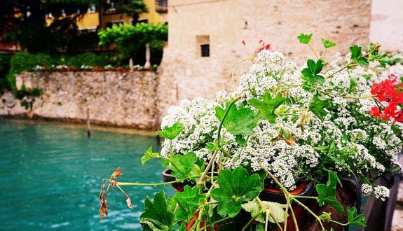 意大利加尔达湖——雨雾之中,多了几分清新脱俗的气质