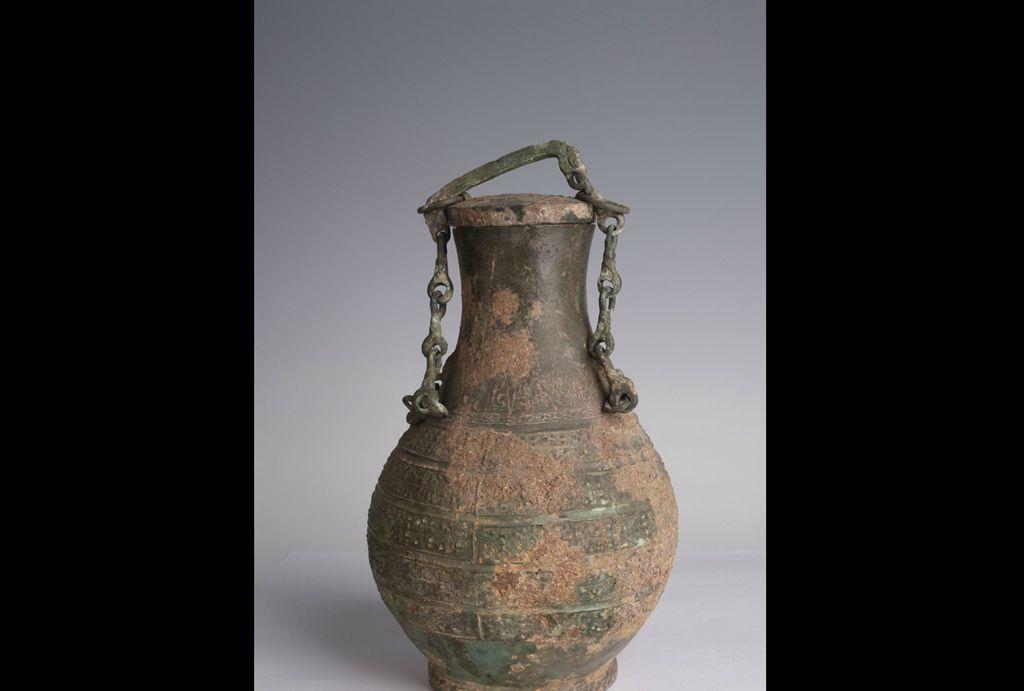 游广东省博物馆,看战国时期珍品青铜器!件件难得!
