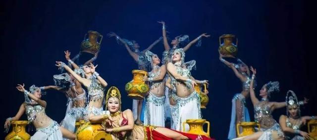 学舞必看!中国古代各朝舞蹈特点大揭秘