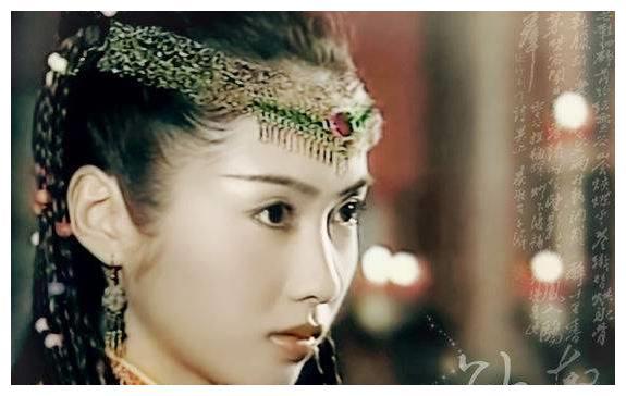 《倚天》苏有朋和吴启华版赵敏对比,你喜欢贾静雯还是黎姿?