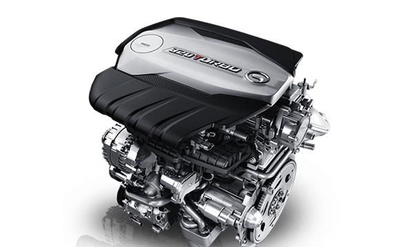 搭最新2.0T发动机 广汽传祺GS8新车型申报图披露