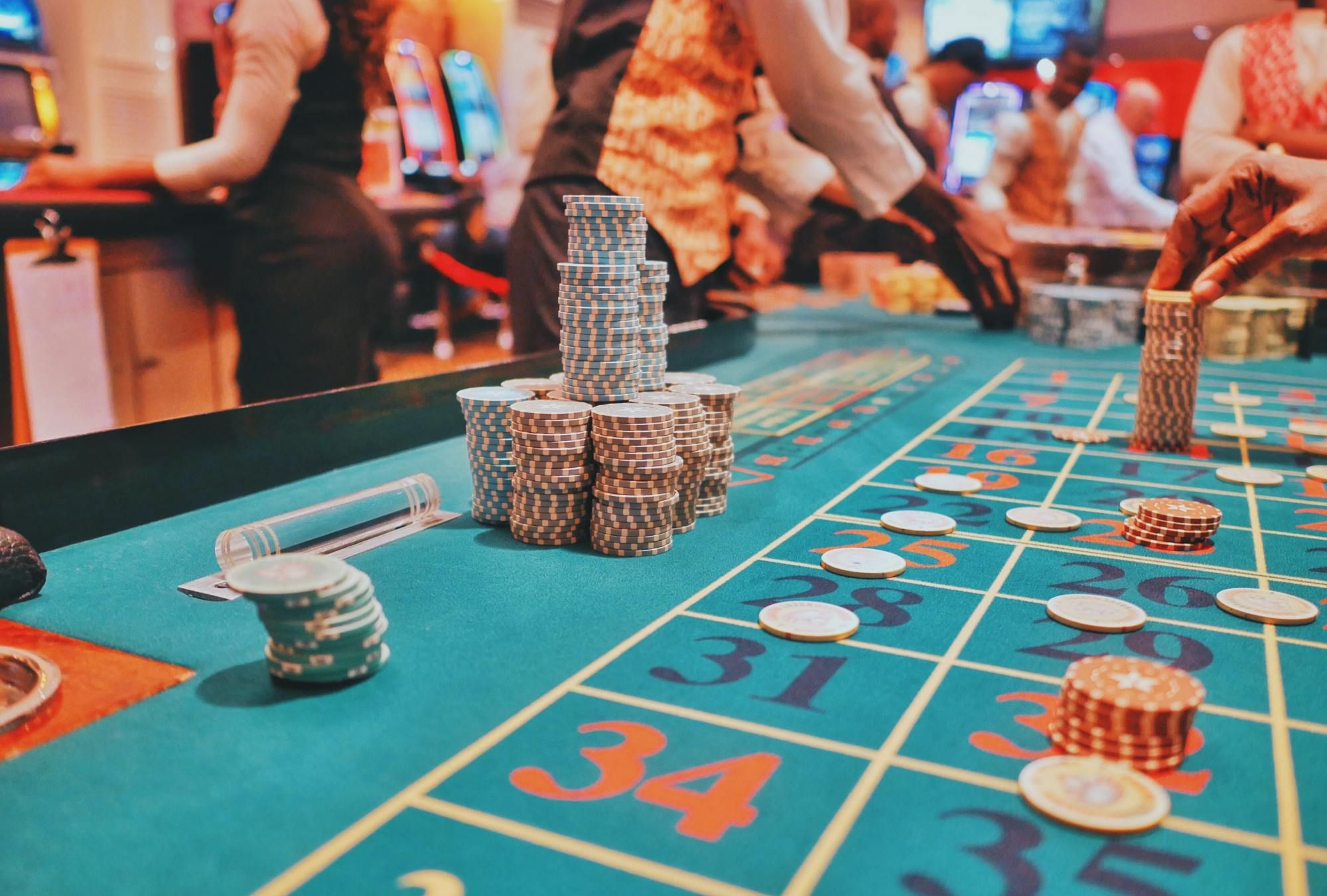 去赌场博人生,安排