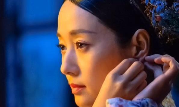 """继紫薇后,43岁马伊琍再演清宫痴情格格,造型华贵撞衫""""甄嬛"""""""
