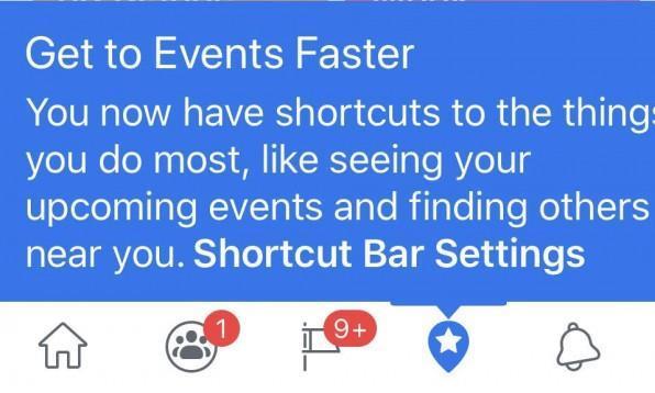 Facebook终于让用户可以消掉导航栏标签和通知红标