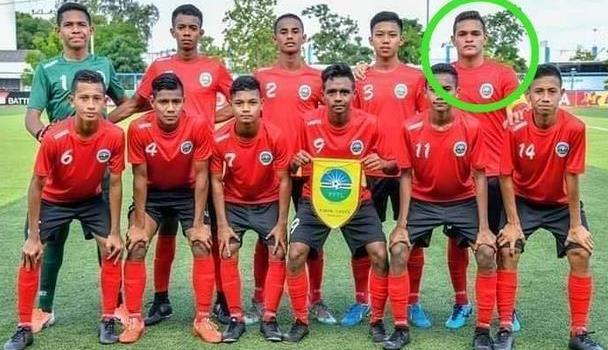 笑话!超级鱼腩东帝汶U15锦标赛3场12球!球迷:没有1个像15岁的