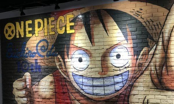 漫画大展《航海王》登陆武汉了!百幅原创手稿与漫迷见面