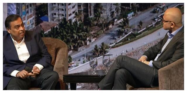 亚洲首富:任何一个印度人都能取得比尔·盖茨和我的成就