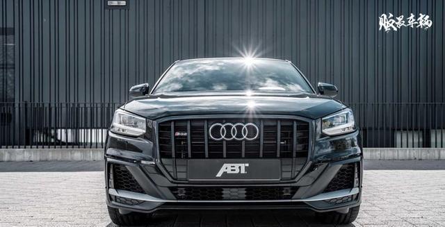 ABT版奥迪SQ2动力进一步压榨,百公里加速4.6秒