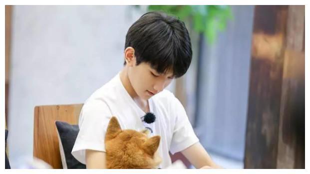 王源上演霸道总裁式示爱,17岁的他却独独钟爱它,对它自称叔叔!