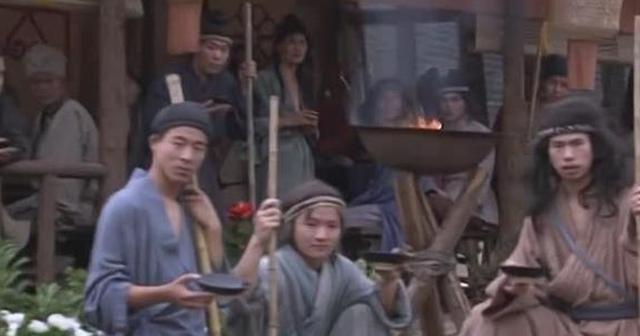 《天龙八部》刘亦菲与钟丽缇的惊艳亮相,哪一个仙到你了
