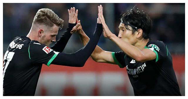 德乙:汉诺威VS纽伦堡,一起降班的难兄难弟再次相遇