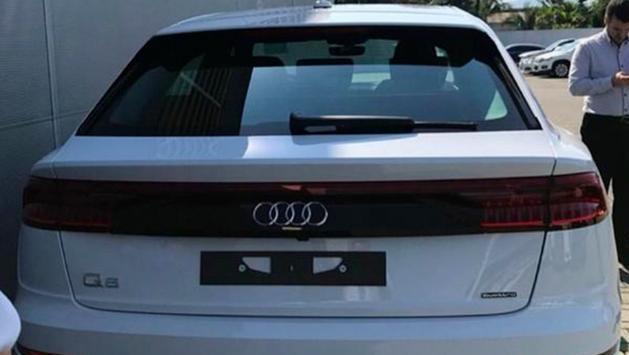 全新奥迪Q8要来了!比宝马X6漂亮 车高1705mm配3.0L+8AT+四驱