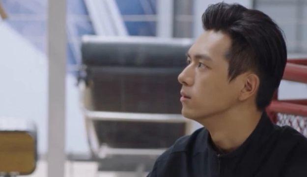 韩商言、佟年初次接吻,姿势十分抢眼,网友:满满的套路啊!