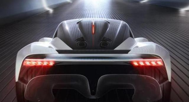 阿斯顿·马丁概念车更名,限量500台