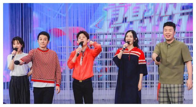 蔡徐坤在《快乐大本营》上说一段话,微博的粉丝涨了9万多!