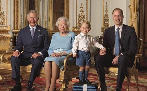乔治王子5岁,梦想成为一名警察,威廉和凯特一直没告诉他真相