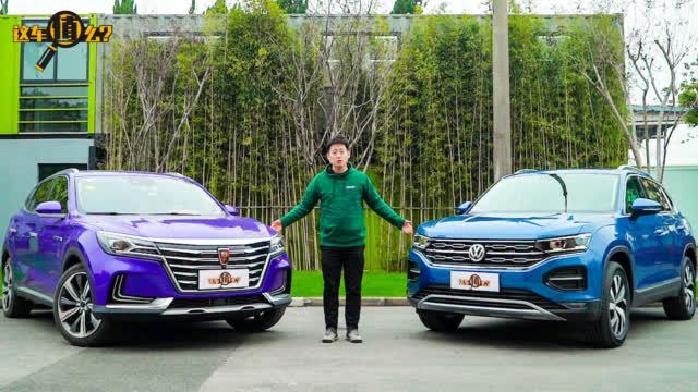 算上沪牌都要30万,买燃油和电动SUV到底哪个更划算?