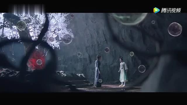 阿部遭神秘人带去神秘的地方,神秘人竟就是未来的唐青风,好神奇