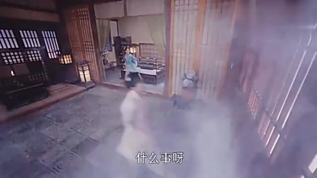 锦绣未央:未央为救丫鬟被困在大火中!