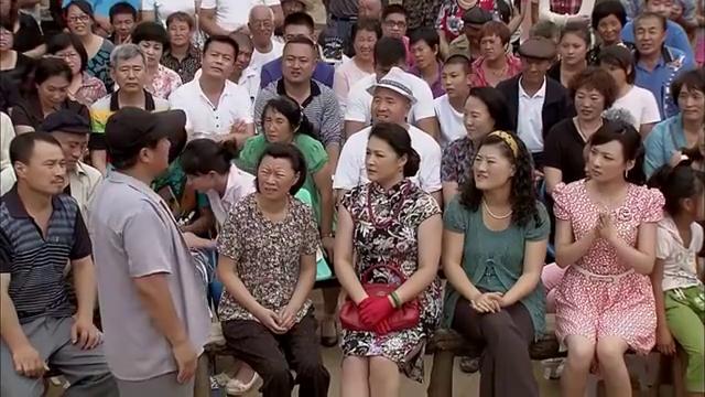 谢广坤和刘能公共场合两个人斗嘴, 笑逗了