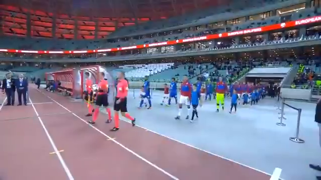 令人期待的阿塞拜疆vs捷克共和国欧洲联盟世界杯预选赛