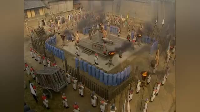 大明宫词当着太平公主的面韦氏要将李隆基斩首真是残忍