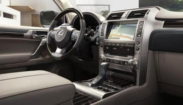 全系标配全时四驱,新款雷克萨斯GX发布
