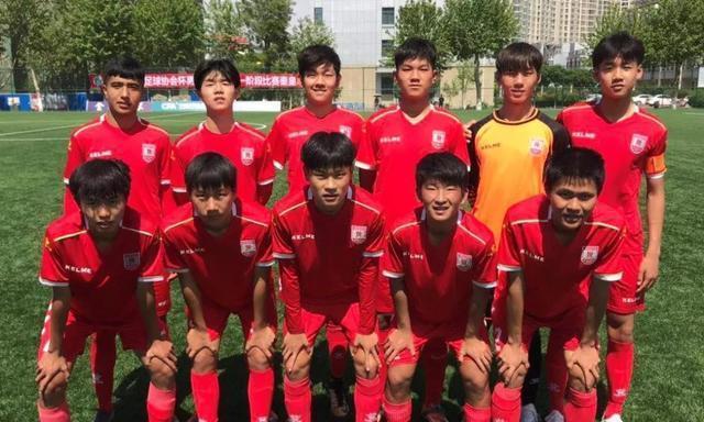 「亚泰青训哨响」足协杯U17组,长春亚泰首轮2比2平北京国安