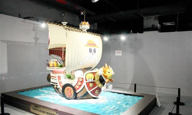 世界漫画大展《航海王》登陆武汉,漫迷可身临其境体验追梦之旅