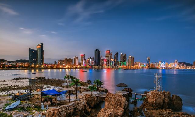中国10大海边城市,第3被称之为东方夏威夷,你都去过吗?