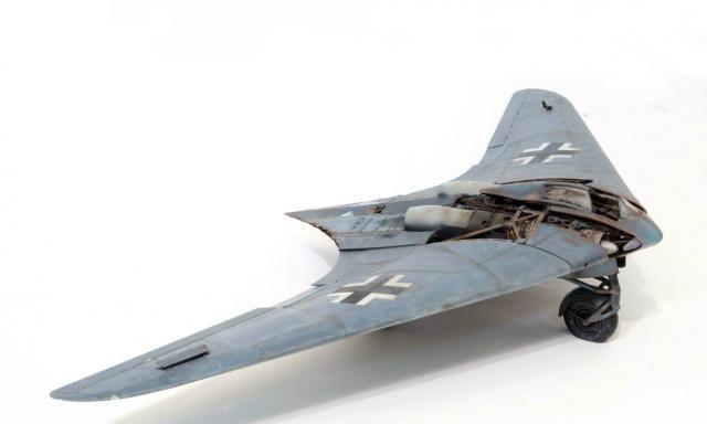 德国飞翼黑科技,影响至今的Go-229战斗轰炸机,有哪些故事?