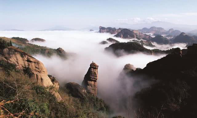 福建丹霞景观可不止冠豸武夷,另外几处你可知道?