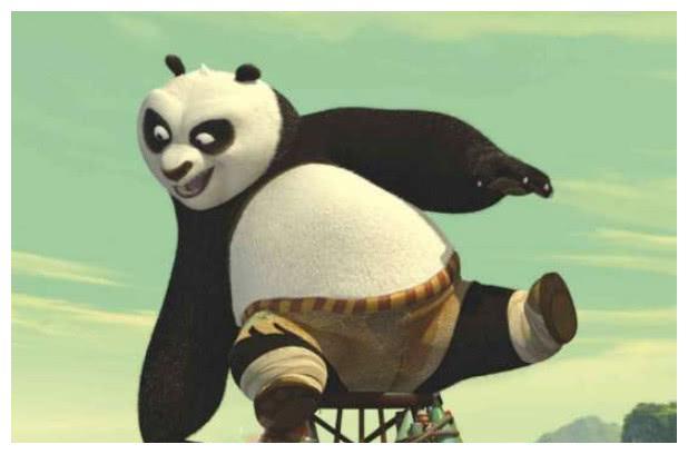 日本龙猫,美国功夫熊猫,都比不上中国的他!