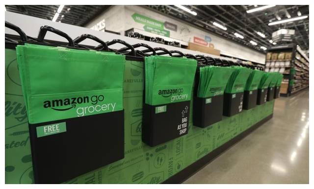 美国零售考察|亚马逊效仿阿里,从无人便利店直接跳跃到无人超市