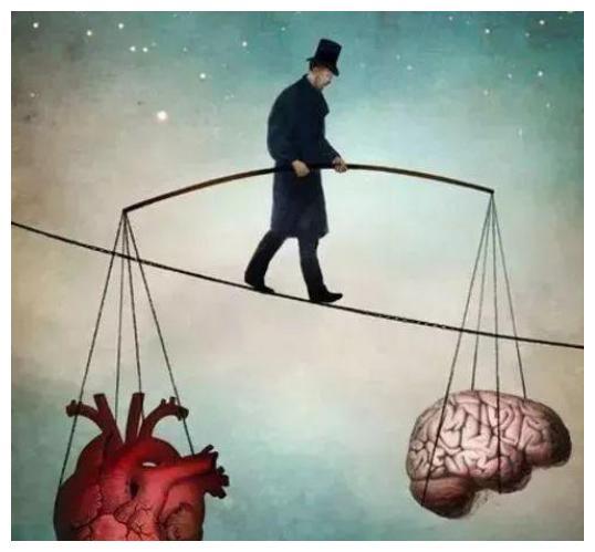 人性图:只有80%的人能看懂,你看懂了吗?