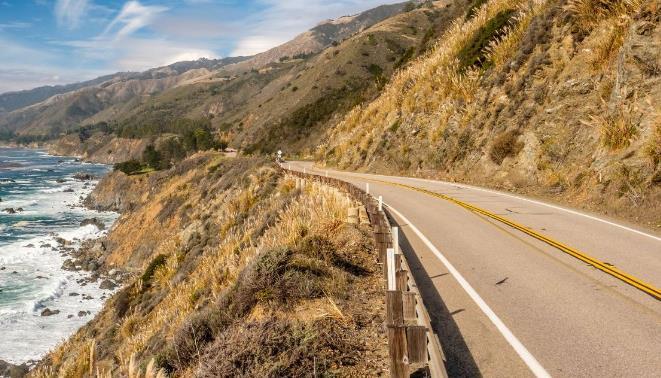 """全球最美""""环海公路"""",国内两条上榜,让你喜欢""""在路上""""!"""