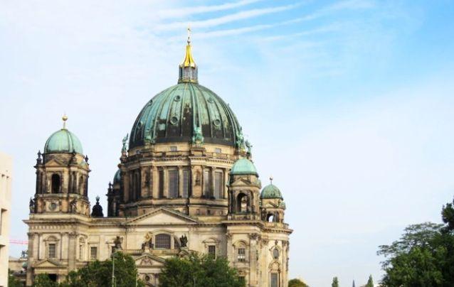 柏林大教堂——它曾经是德意志帝国王室的宫廷教堂