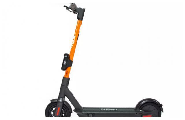 福特小米合体!Spin二代电动踏板车就要来了