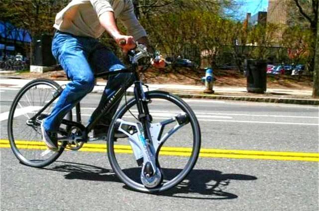 60秒将自行车改装成电动车,95%的自行车都能够安装,你会用吗